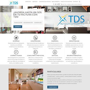 trabajo TDS ingeniería diseño web